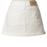 Gucci Mini-skirt in white