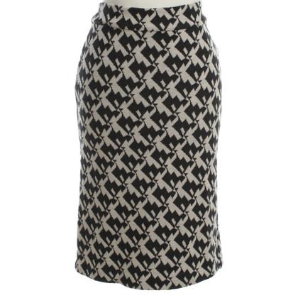 Diane von Furstenberg skirt pattern