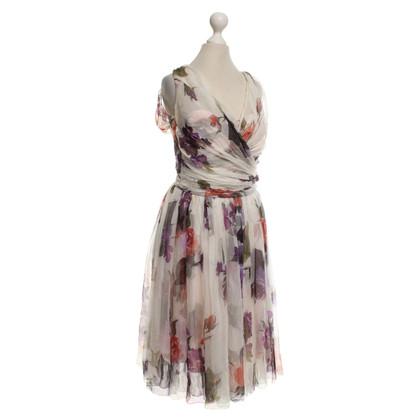 Dolce & Gabbana Jurk met bloemenmotief