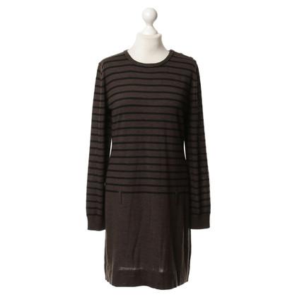 McQ Alexander McQueen Feinstrick-Kleid aus Wolle