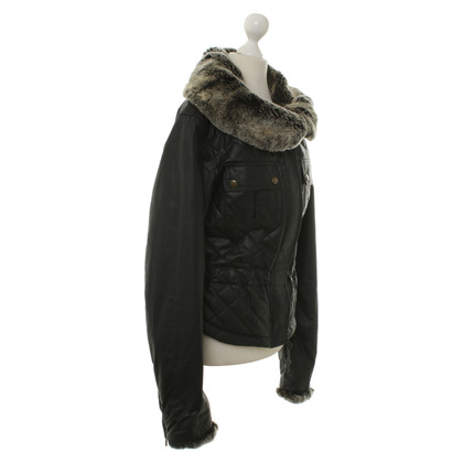 Belstaff Jacket with faux fur collar