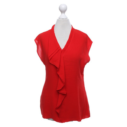 St. Emile Blouse shirt in rood