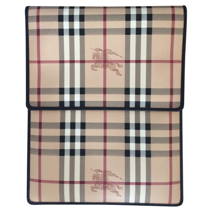 Burberry iPad case