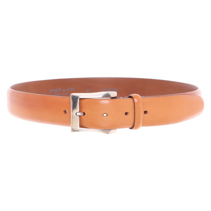 Post & Co Ceinture en cognac
