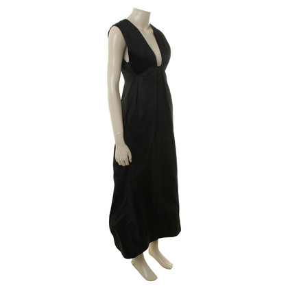 Jil Sander Evening dress in black