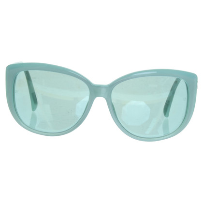 Linda Farrow Sonnenbrille in Mint