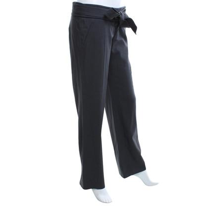 """Armani """"Emporio"""" - vouwen broek in grijs"""