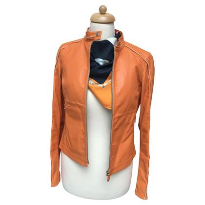 Prada giacca di pelle