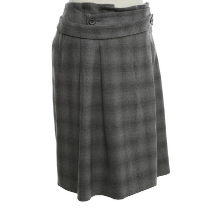 René Lezard skirt in grey