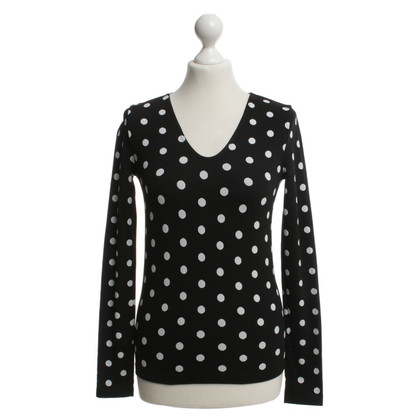 Wolford top with dot pattern