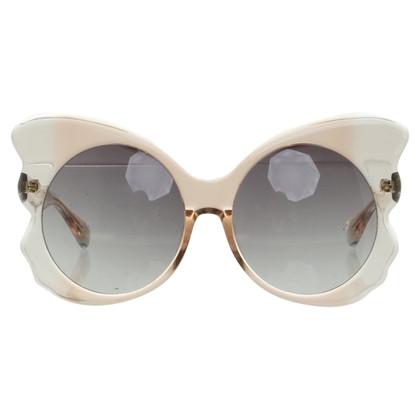 Matthew Williamson Sunglasses in butterfly shape
