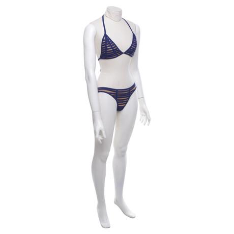 Bikini Bunny in Swimwear Blau Beach Bunny Beach Blau PwxHEInaq