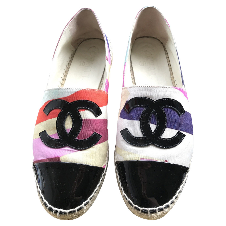 Chanel Espadrilles Flats - Buy Second Hand Chanel Espadrilles Flats For U20ac450.00