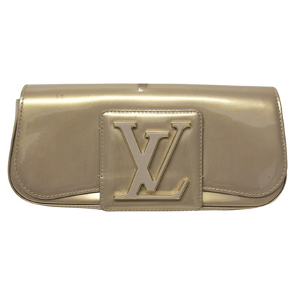 "Louis Vuitton ""Sobe Clutch Light Gold"""
