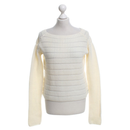 Armani Jeans Sweater in cream