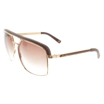 Christian Dior Rose gold sunglasses