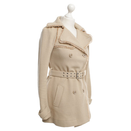 Patrizia Pepe Coat in beige