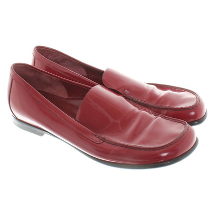 Prada Slipper in Rot