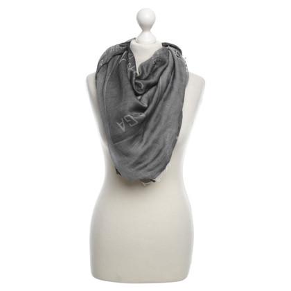 Balenciaga Asciugamano con stampa