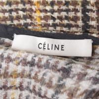 Céline Kleid mit Karo-Muster