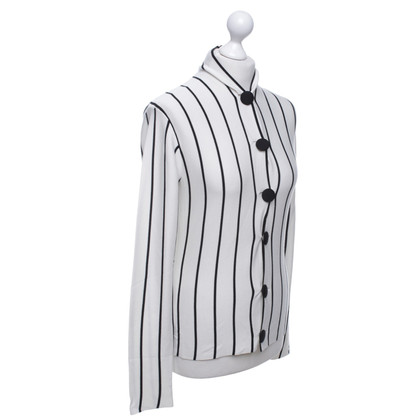 Balenciaga Cardigan with stripes pattern