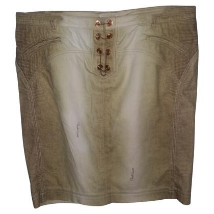 Roberto Cavalli Cotton skirt