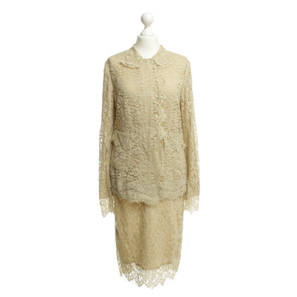Dolce & Gabbana Kostuum gemaakt van kant