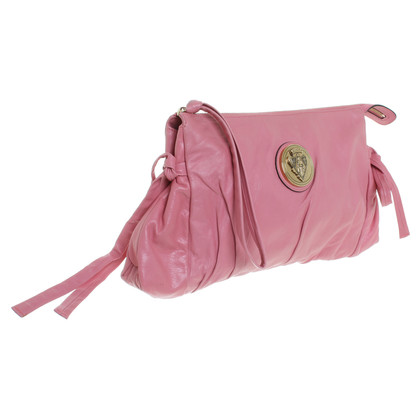 Gucci clutch roze