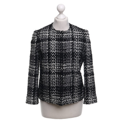Dolce & Gabbana Bouclé jacket with pattern