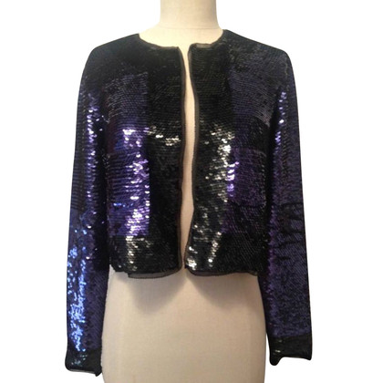 Hoss Intropia Jacket with sequins