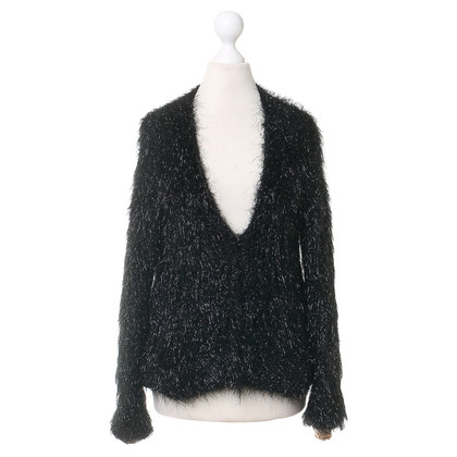Toga Pulla Jacket with novelty yarn