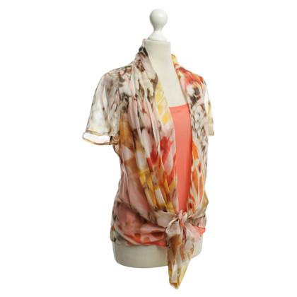 Basler Silk blouse top