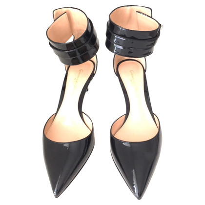 Gianvito Rossi pumps en noir