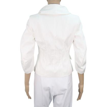 Karen Millen Jacke in Weiß
