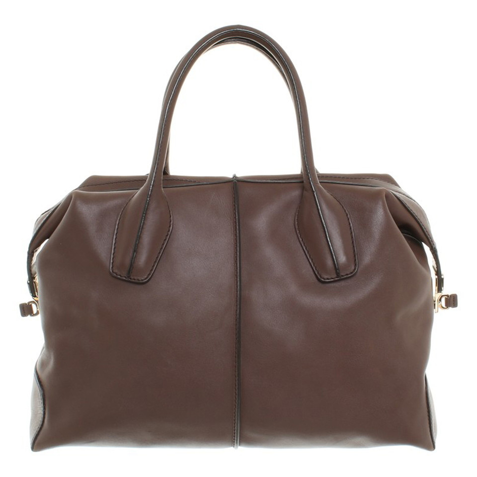 tod 39 s handtasche in braun second hand tod 39 s handtasche in braun gebraucht kaufen f r 495 00. Black Bedroom Furniture Sets. Home Design Ideas