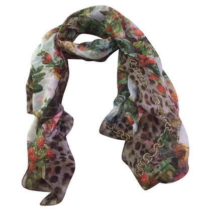 Dolce & Gabbana Proportion of silk scarf