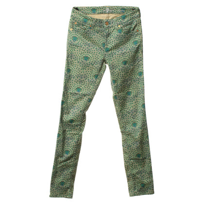 7 For All Mankind Jeans with animal print