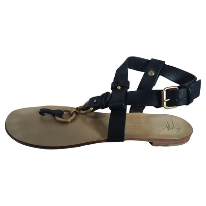 Giuseppe Zanotti Platte sandalen