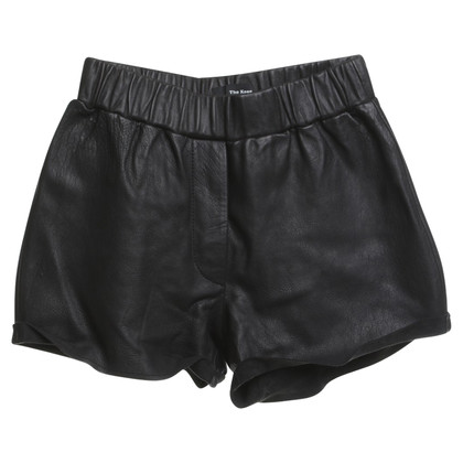 The Kooples Folâtres Short en cuir