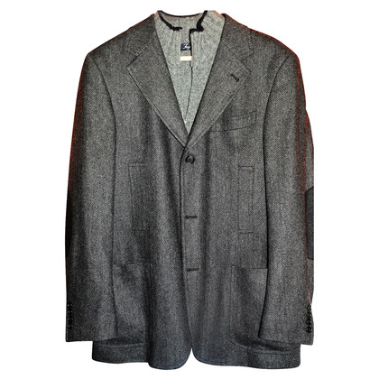 Fay wool jacket with vest