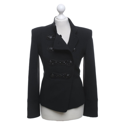 8e9d00ba Pierre Balmain Blazer in black - Second Hand Pierre Balmain Blazer ...