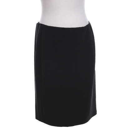 Moschino Pencil skirt in black