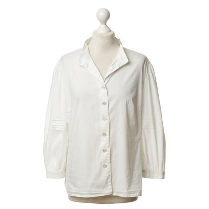 Bogner Blusa in bianco