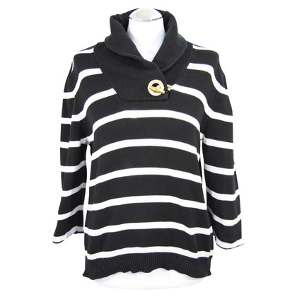 Ralph Lauren Sweater in black and white