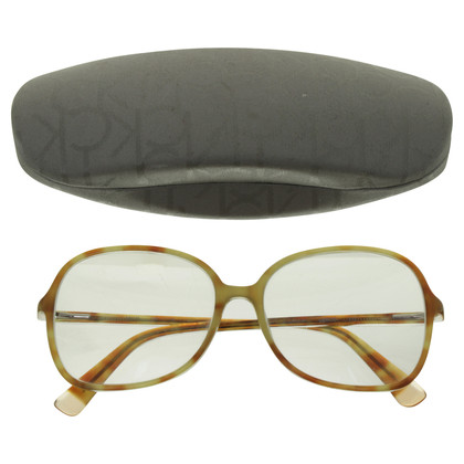 "Calvin Klein Eyeglass frame ""Okulary"" in Horn optics"