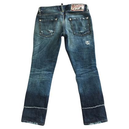 Dsquared2 Jeans unieke ontwerp