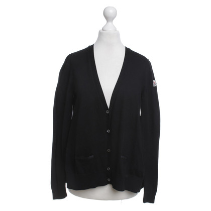 Moncler Cardigan in Black
