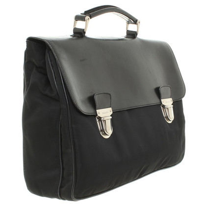 Prada Koffer in de zwart