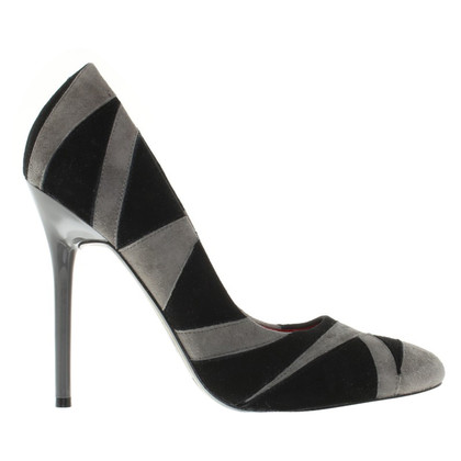 Altre marche Charles Jourdan - pumps Suede