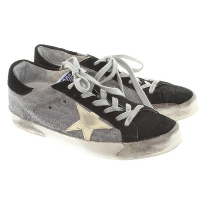 Golden Goose Sneakers im Used-Look